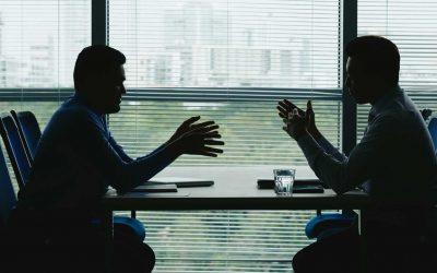Falta de imaginação (vontade) na negociação