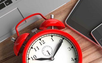 O melhor modelo de gestão de tempo? O seu.